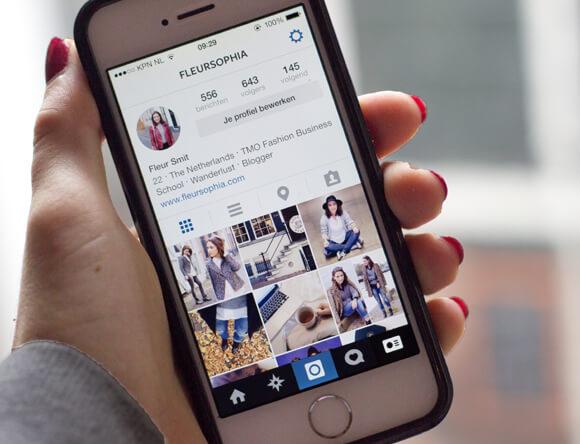 Hoe Instagram mijn leven heeft veranderd
