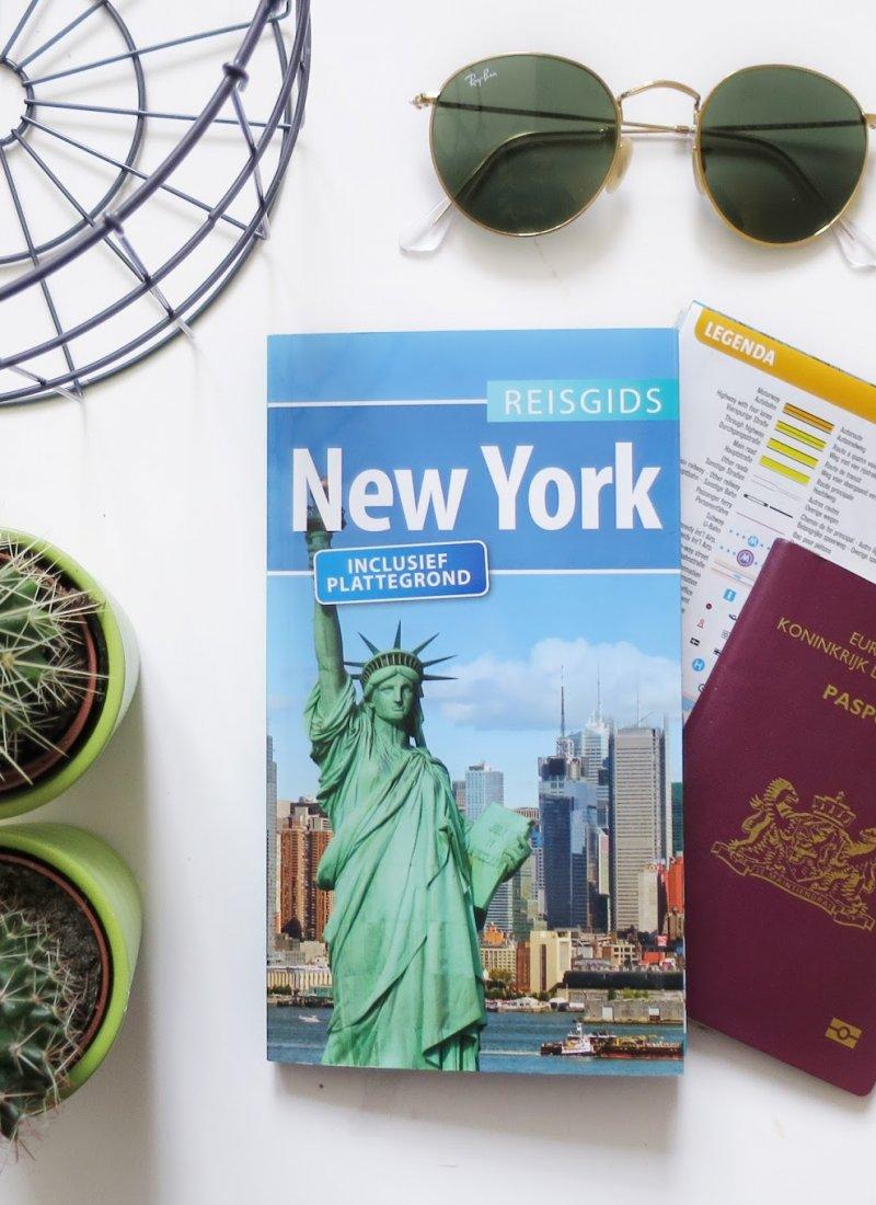 The American dream: ik ga naar New York!