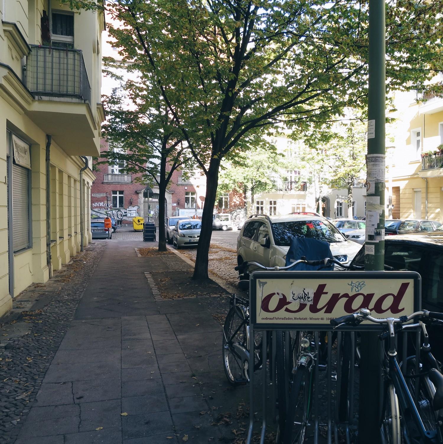 Ons Airbnb appartement in Berlijn