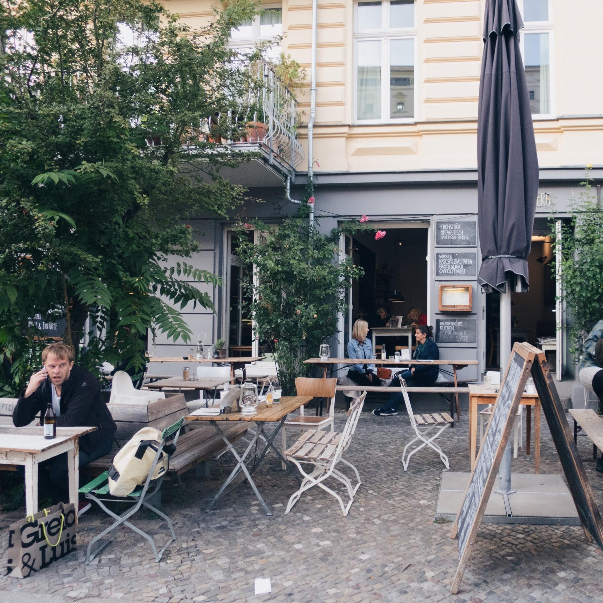 Berlijn hotspots – horeca