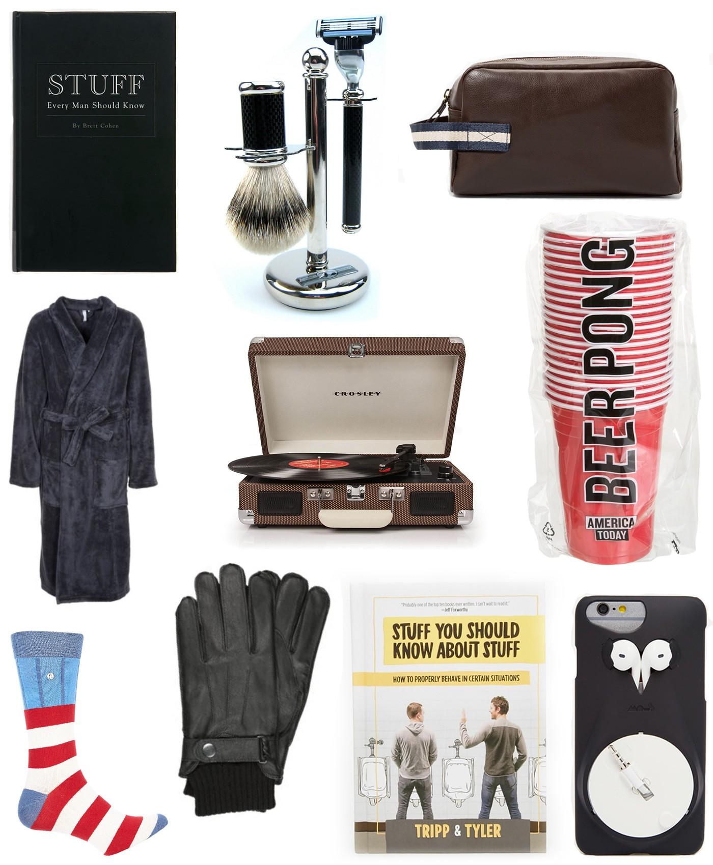 10 cadeautips voor mannen