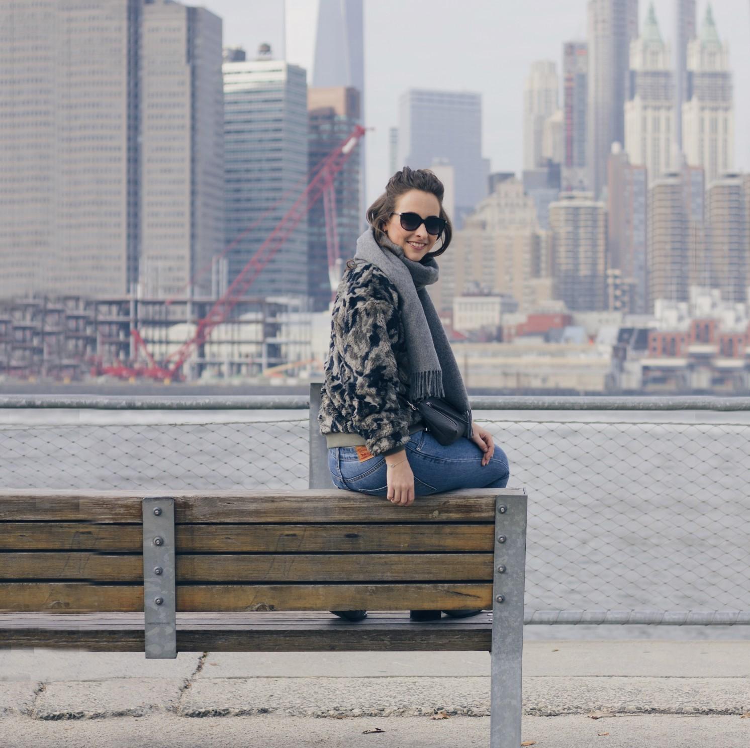 New York shoplog video