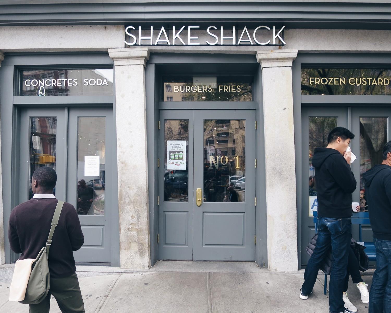 lunchen in New York