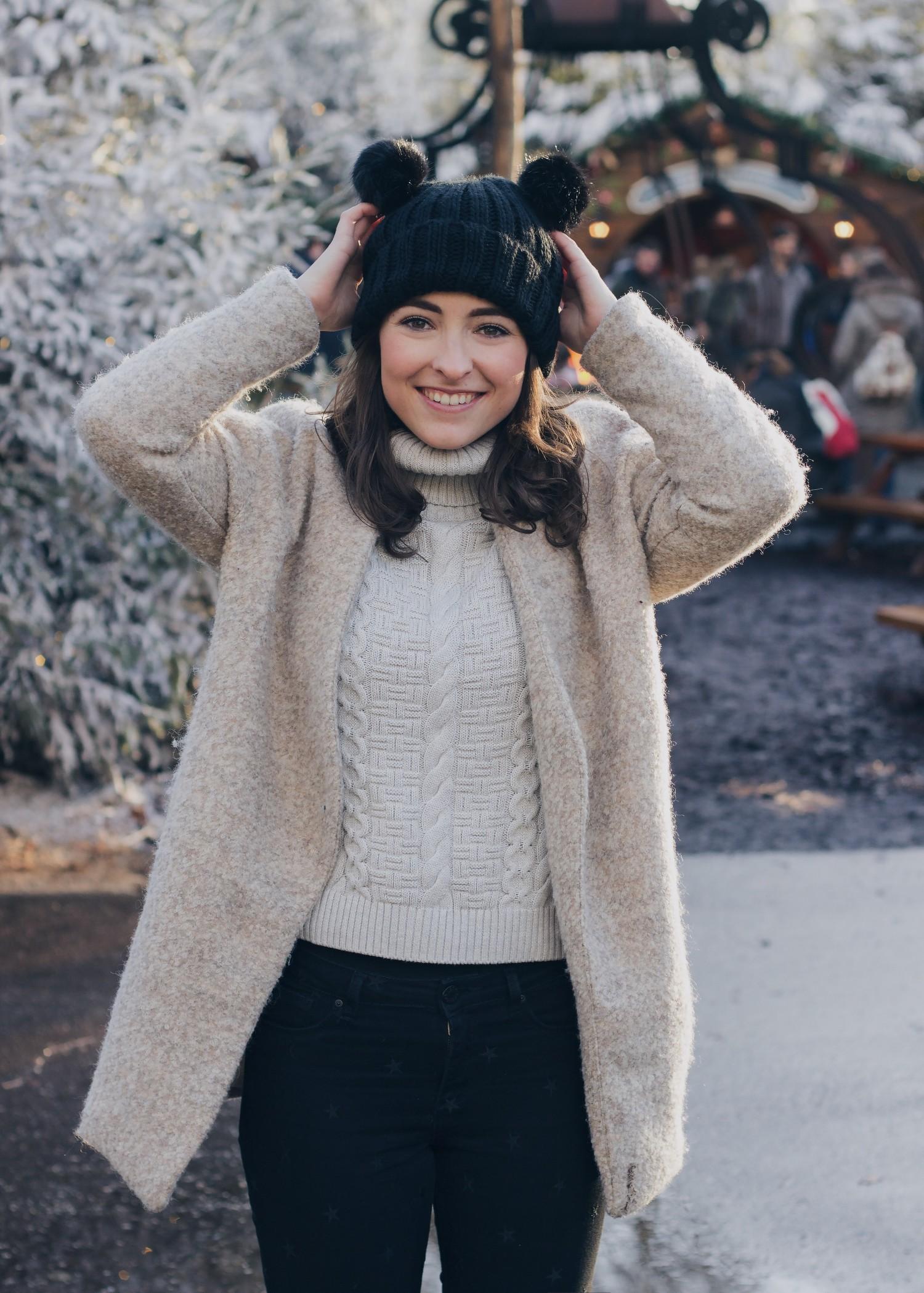 Mijn 3 favoriete winterse outfits van vorig jaar