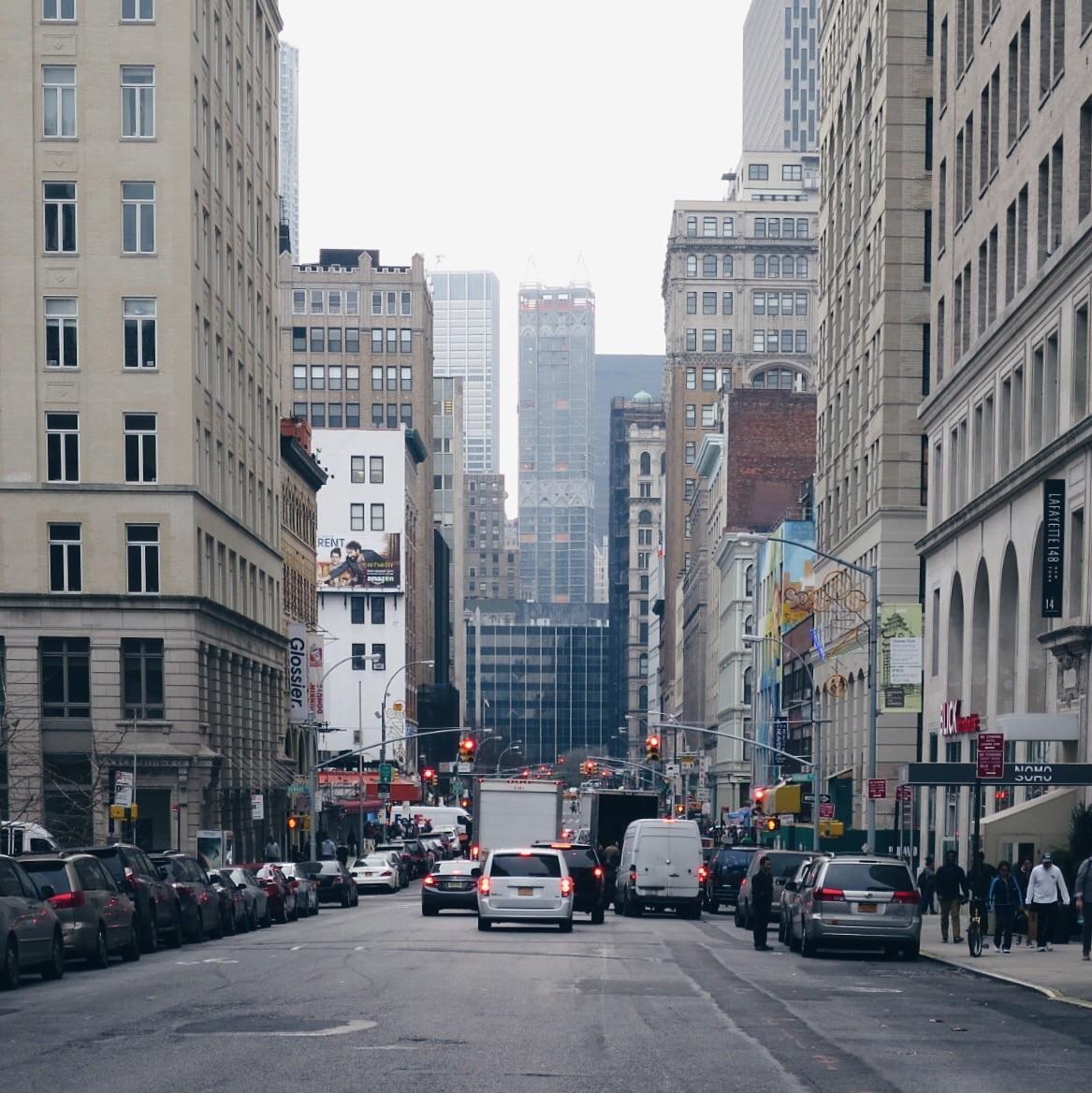 verblijf in New York