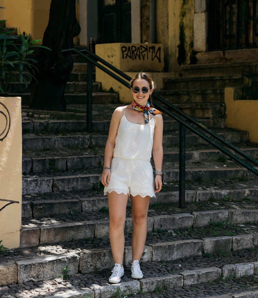 Lissabon outfit (+ nieuwe items!)