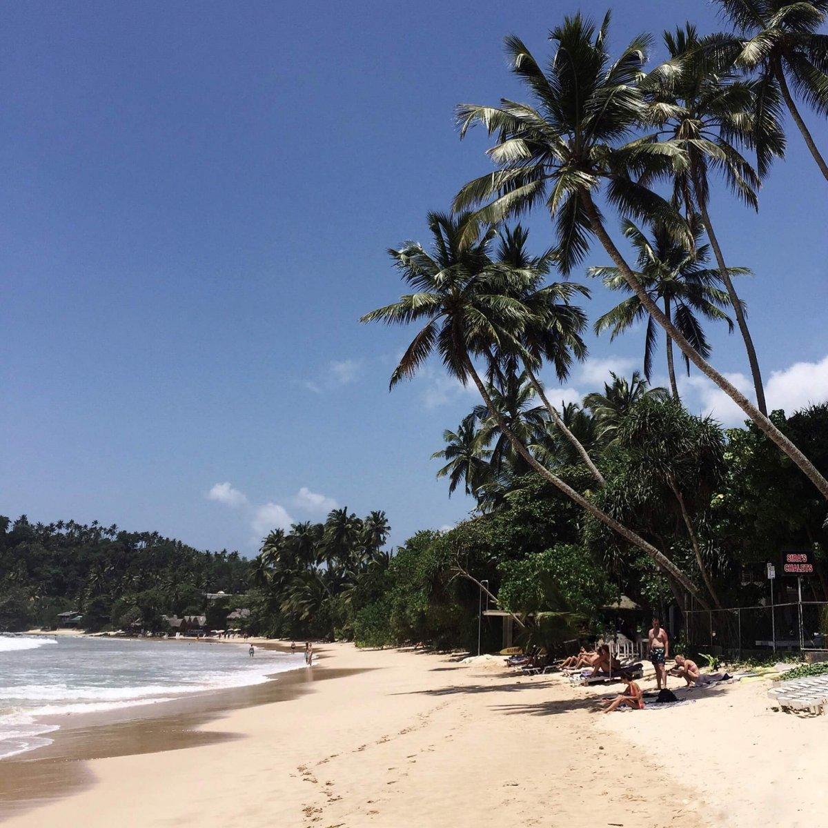 Backpacken door Sri Lanka – onze route!