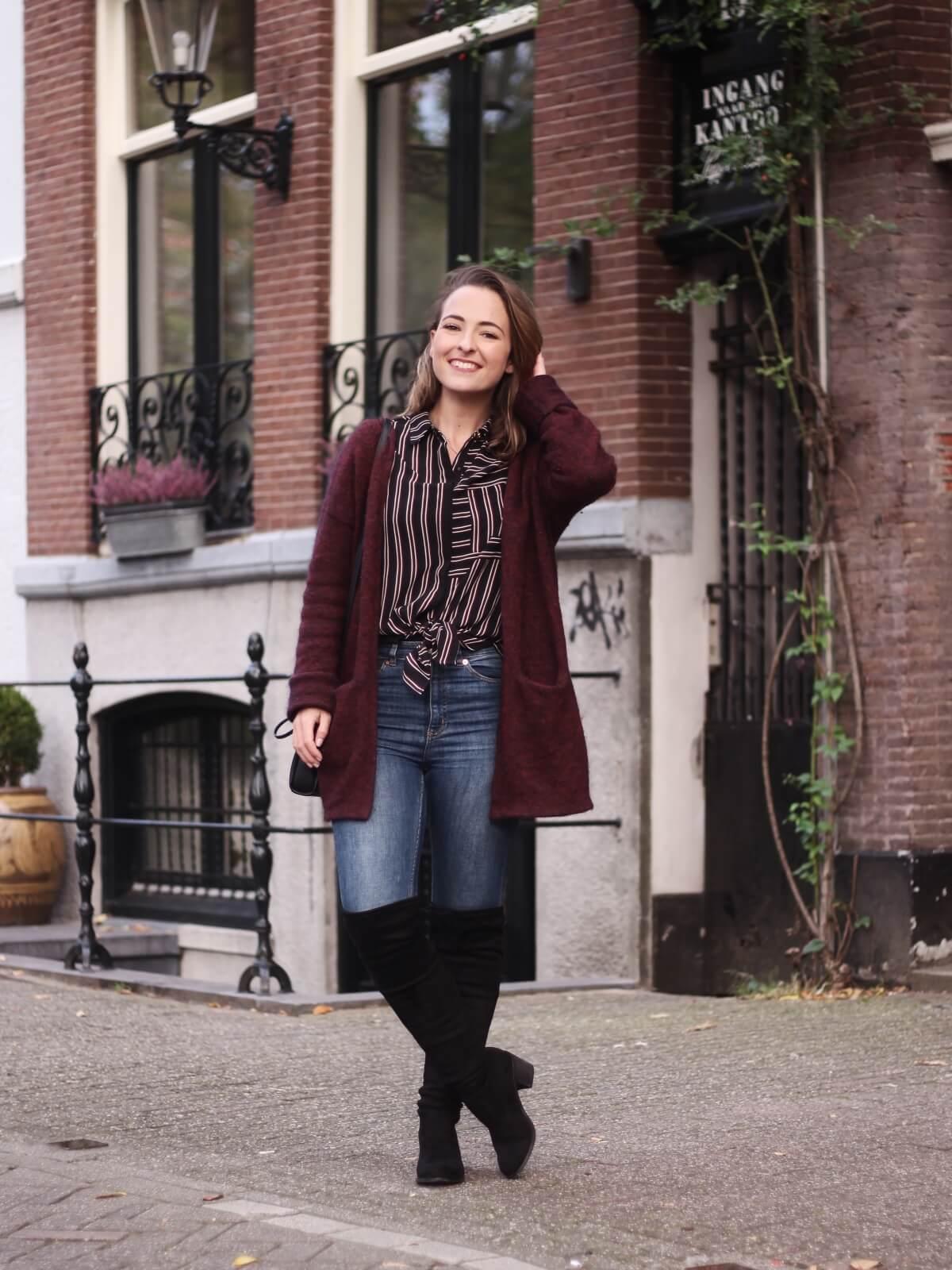 Outfit – mijn nieuwe herfst items!
