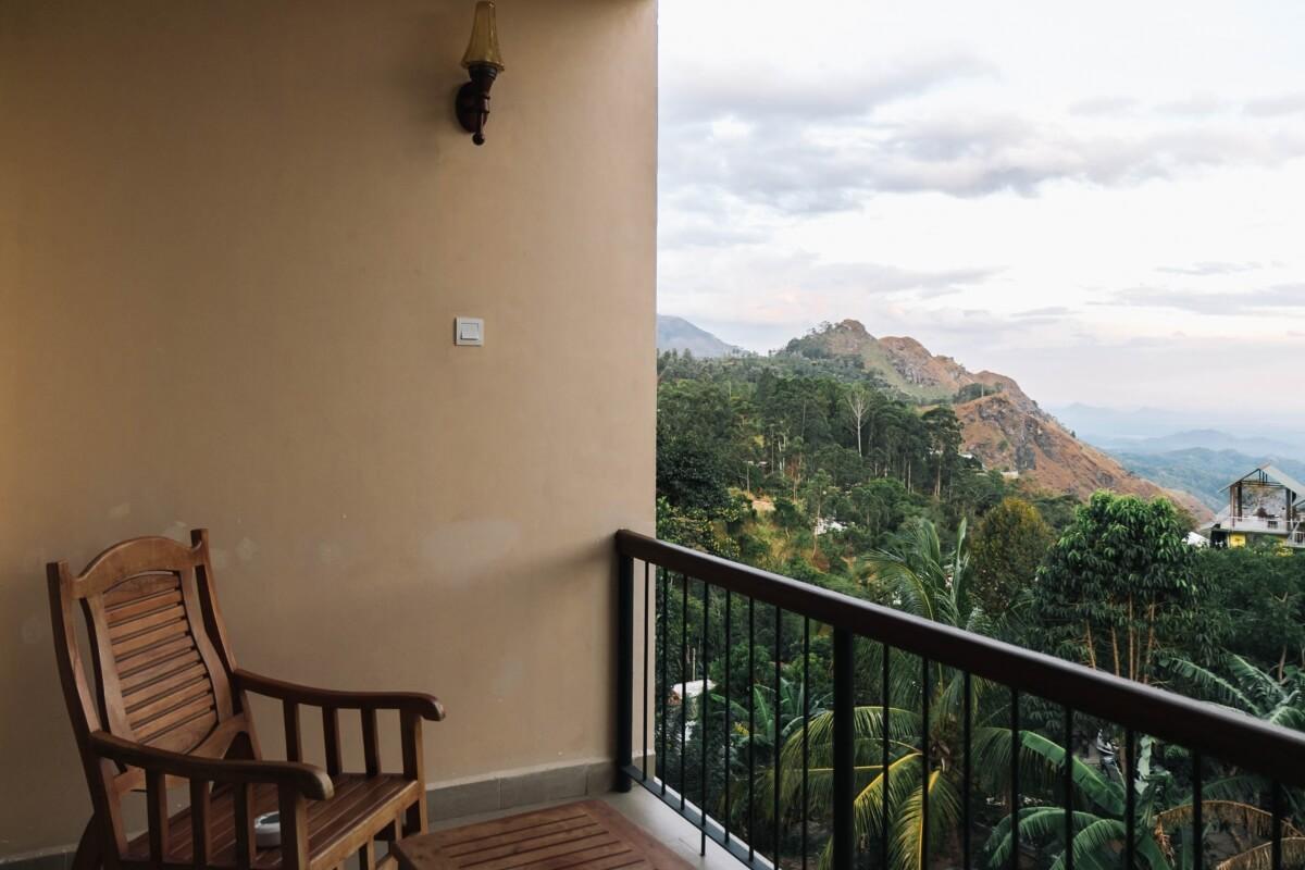 hotels op Sri Lanka