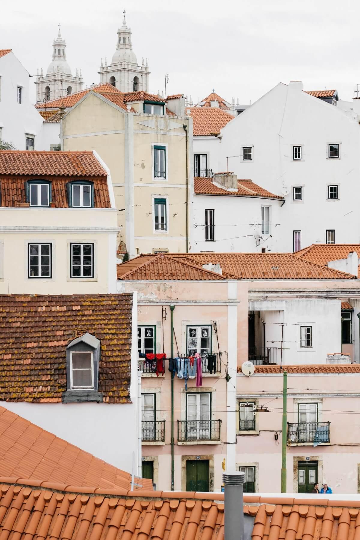 Fotografie – Stedentrip naar Lissabon