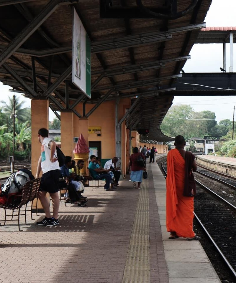 Fotografie – The people of Sri Lanka