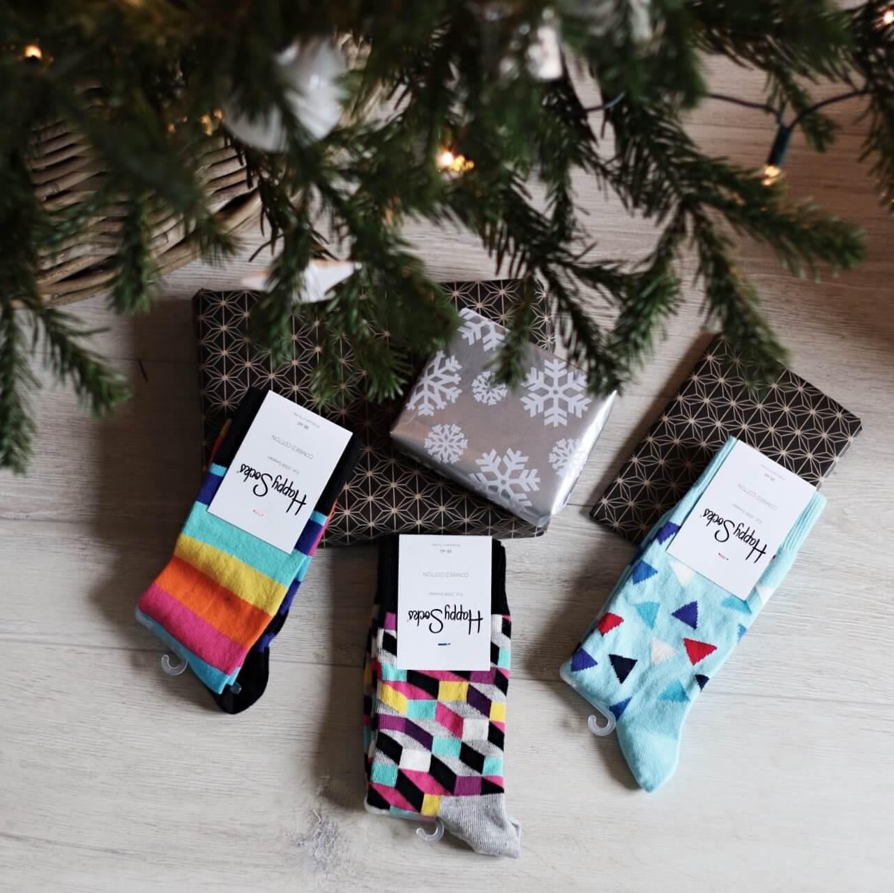 (GESLOTEN) Kerst winactie #3 – Happy Socks