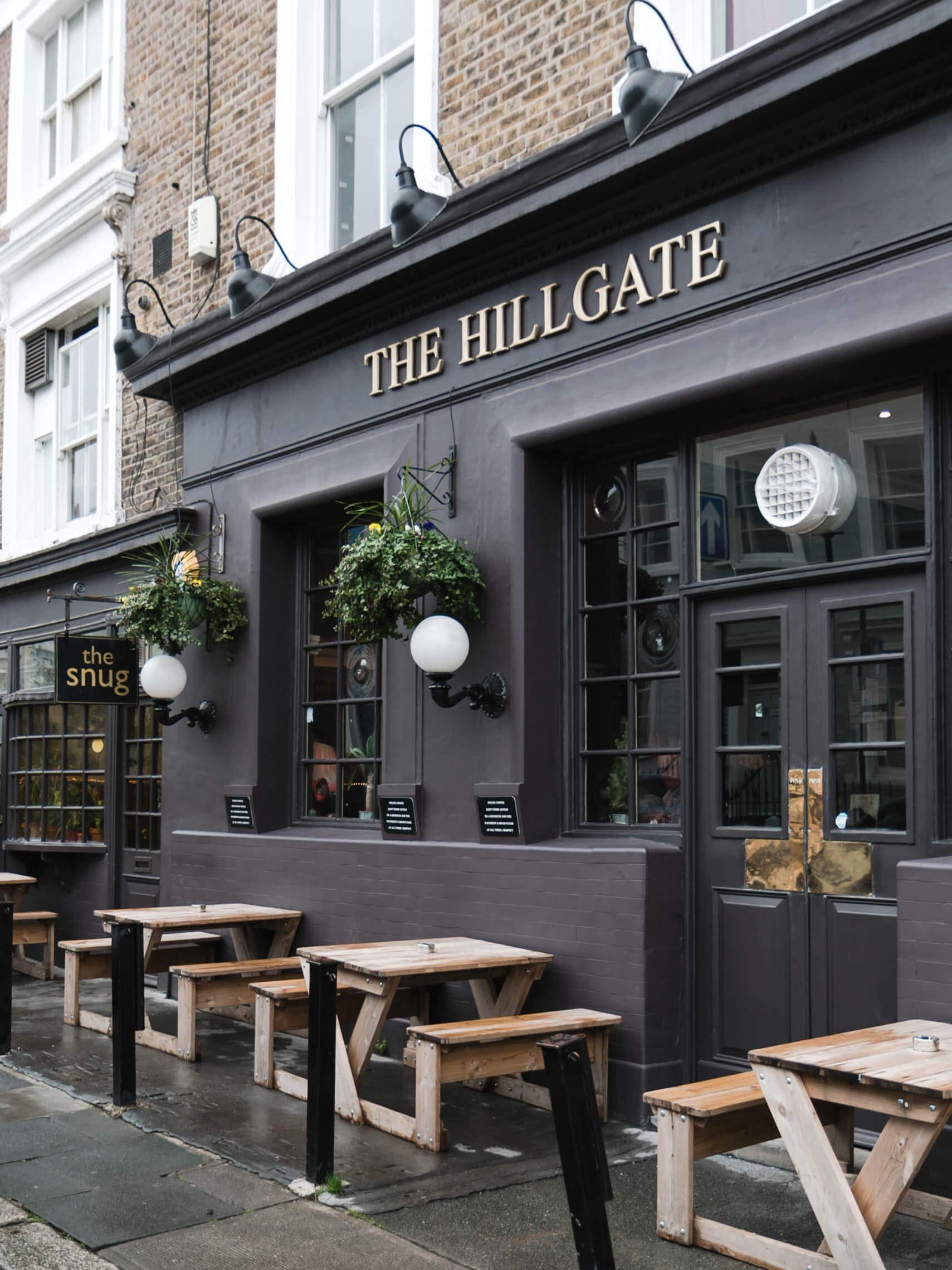 8 x lekker eten en drinken in Londen