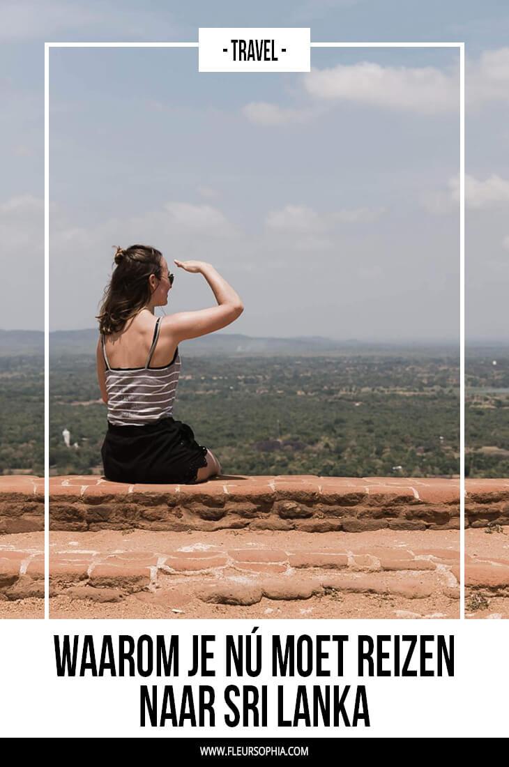 reizen naar Sri Lanka