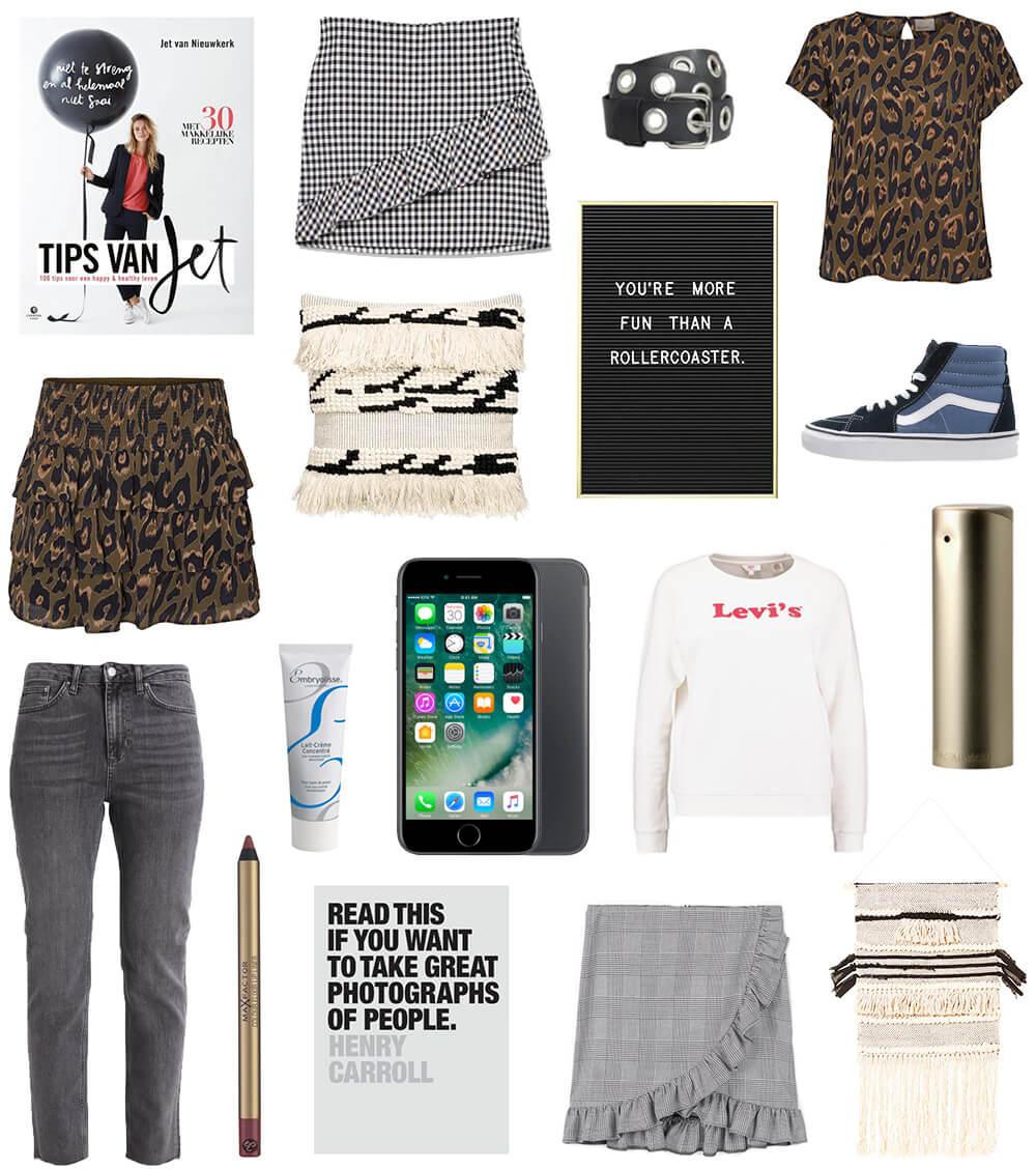 Shopping Saturday – Lente wishlist 2017