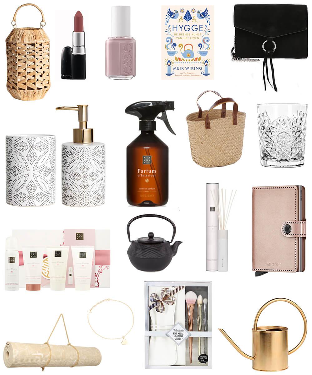 Shopping Saturday – 18 cadeautips voor moederdag
