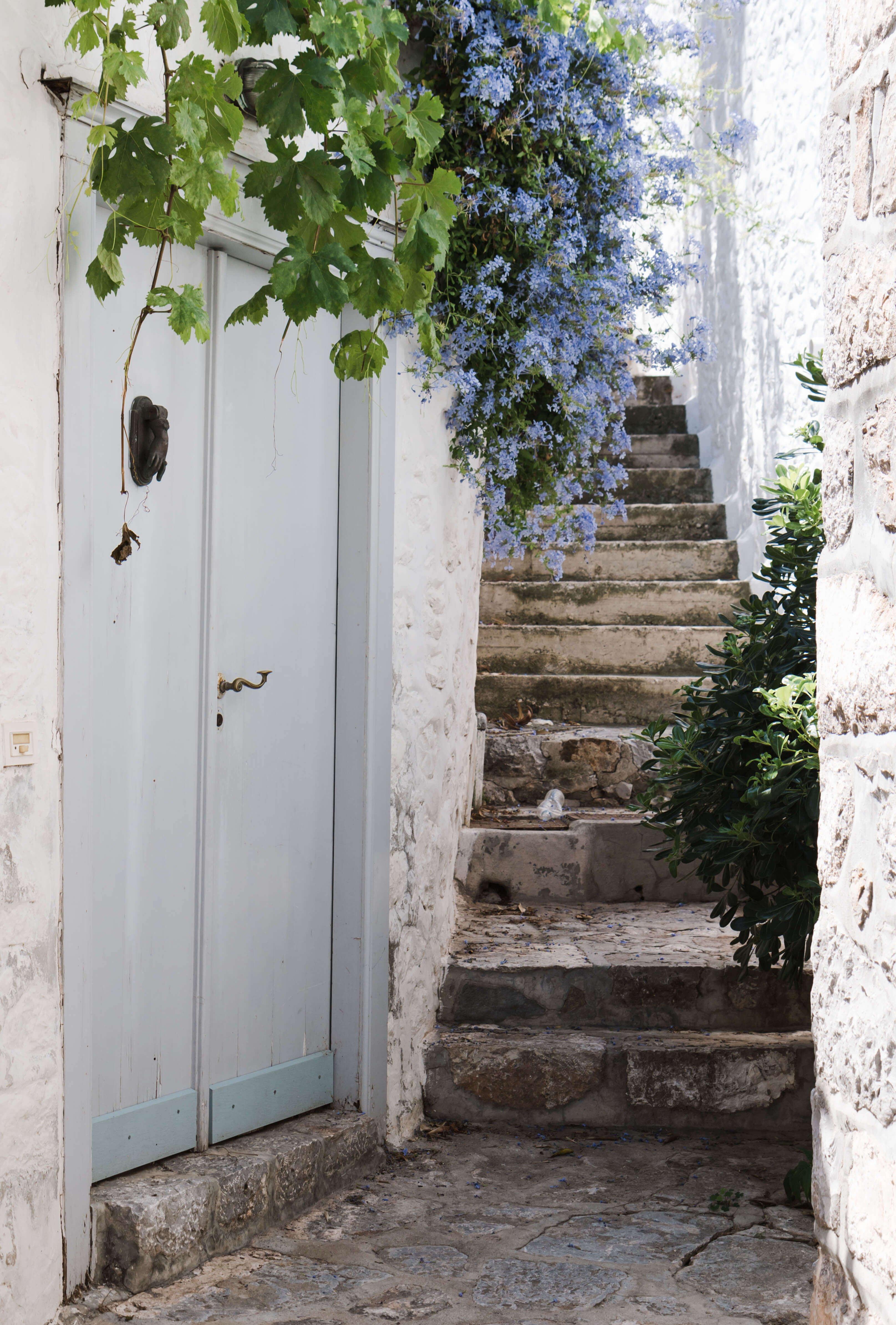 Griekse eiland Hydra