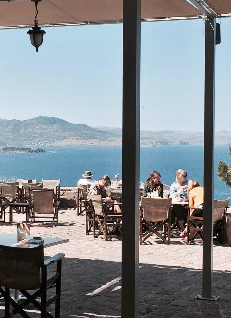 Ongeveer zo ging mijn persreis op Lesbos er aan toe – deel 2