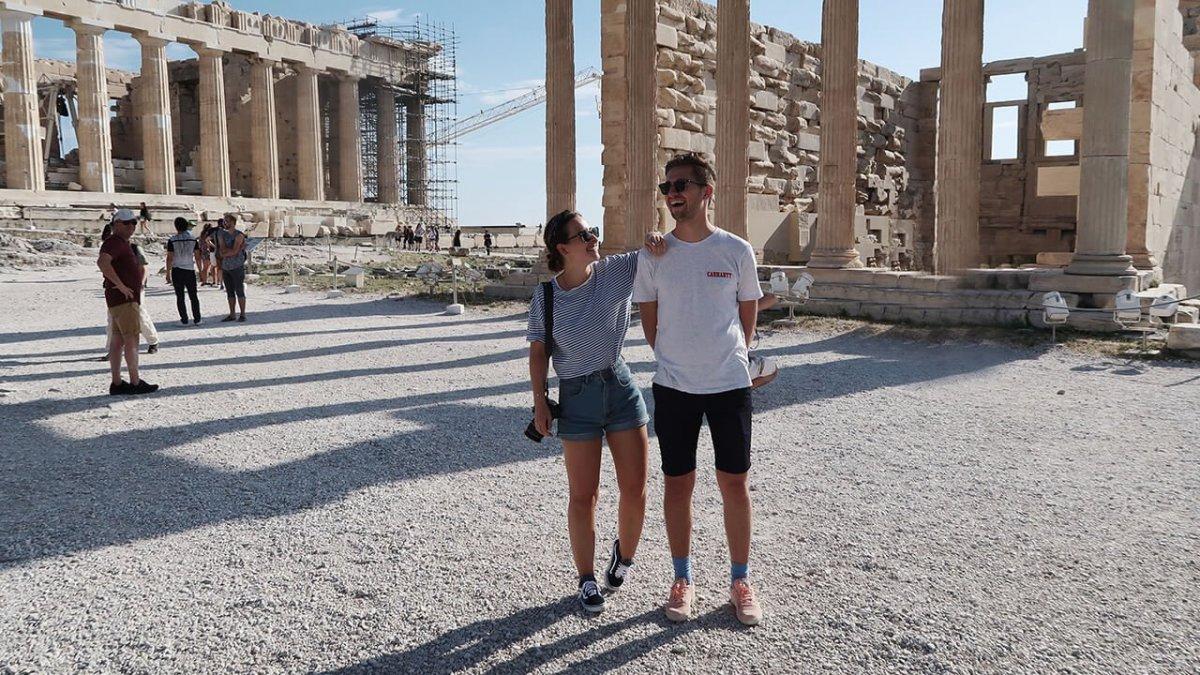 Athene vlog – Op stedentrip met Nick en mijn schoonouders