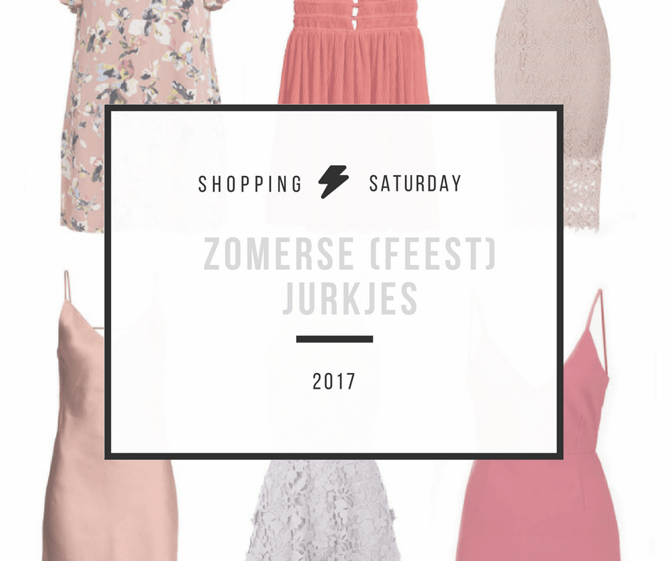 Shopping Saturday – 8 zomerse (feest) jurkjes