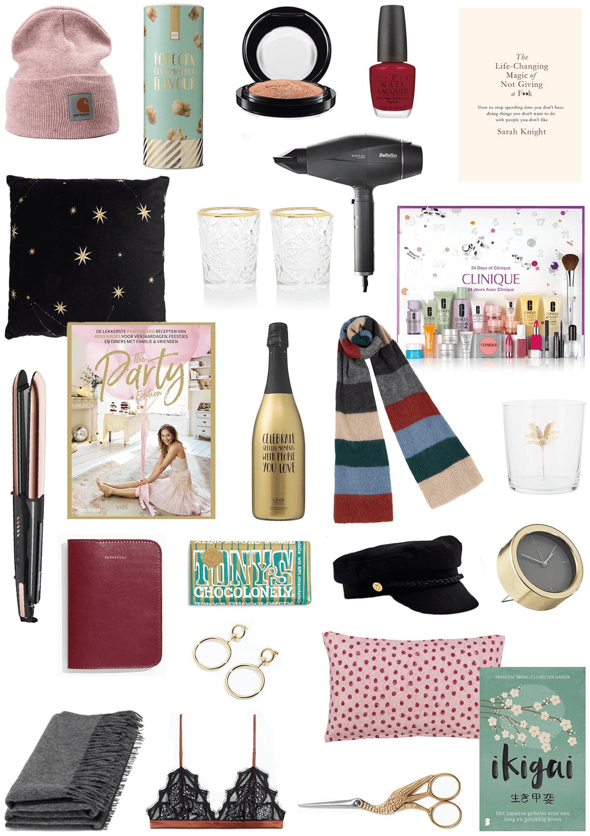 Shopping Saturday – 24 cadeautips voor vrouwen