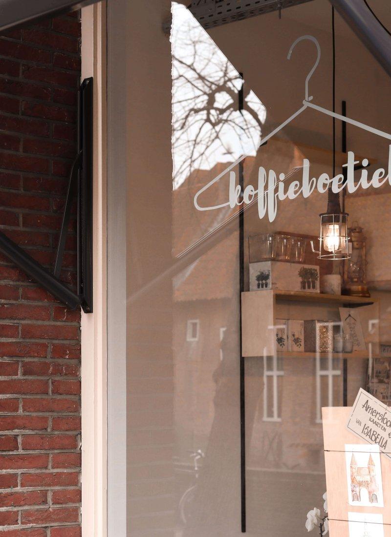 Koffieboetiek in Amersfoort – conceptstore en hotspot