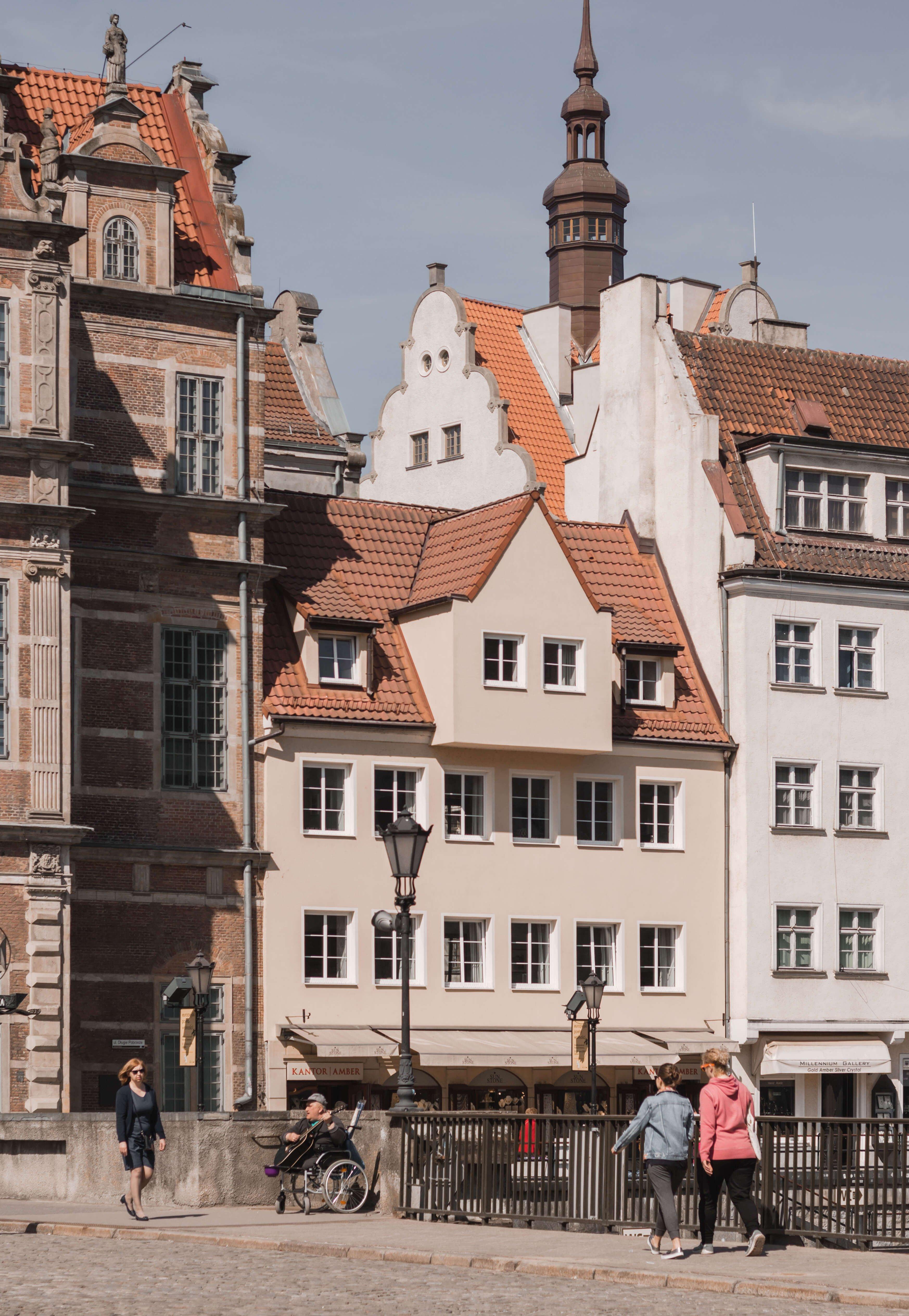 stedentrip naar Gdańsk
