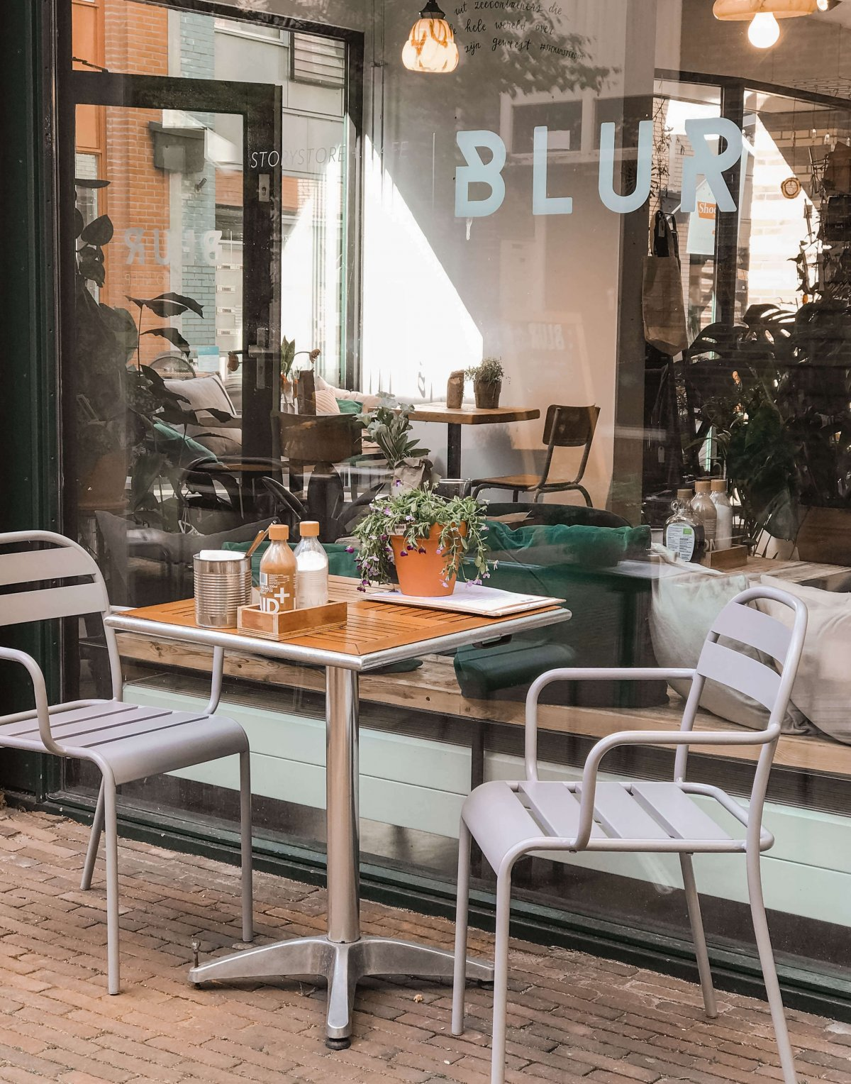 Blur your life in Amersfoort – storystore en hotspot