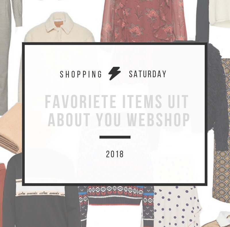 Shopping Saturday – Mijn favoriete items uit de About You webshop