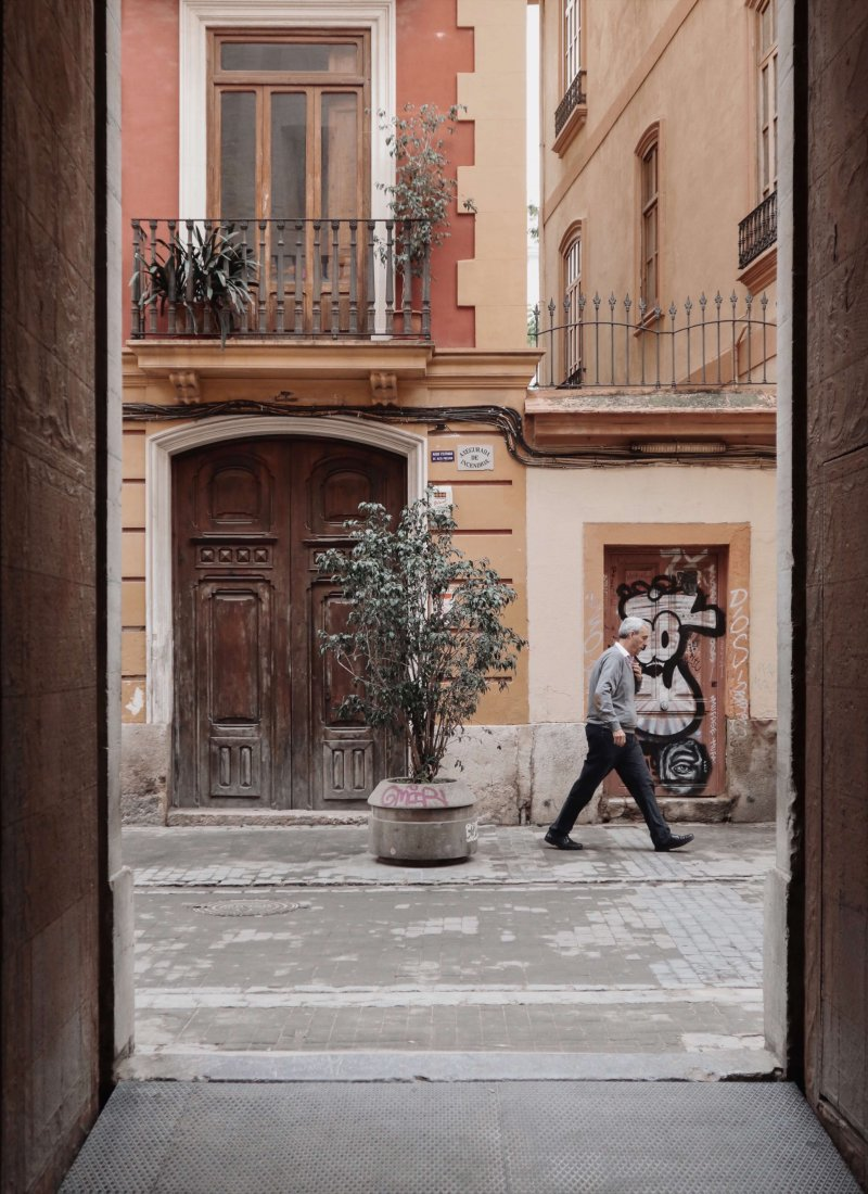 in de winter op stedentrip naar Valencia