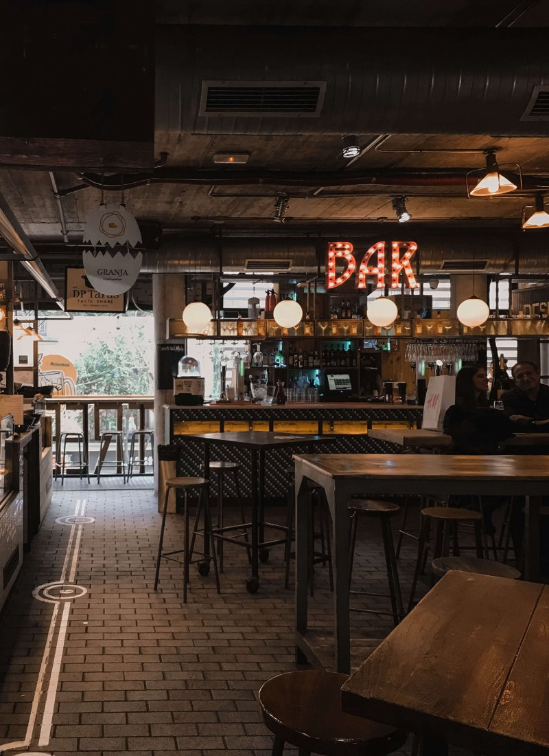 waar lekker te eten en drinken in Madrid