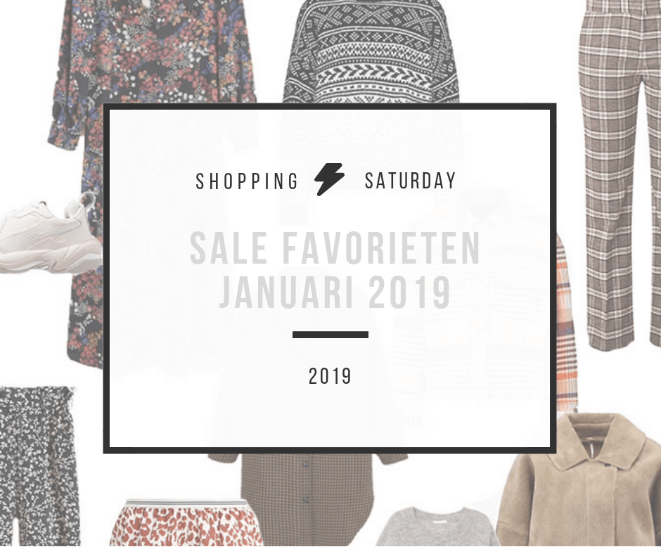 Shopping Saturday – Sale favorieten januari 2019