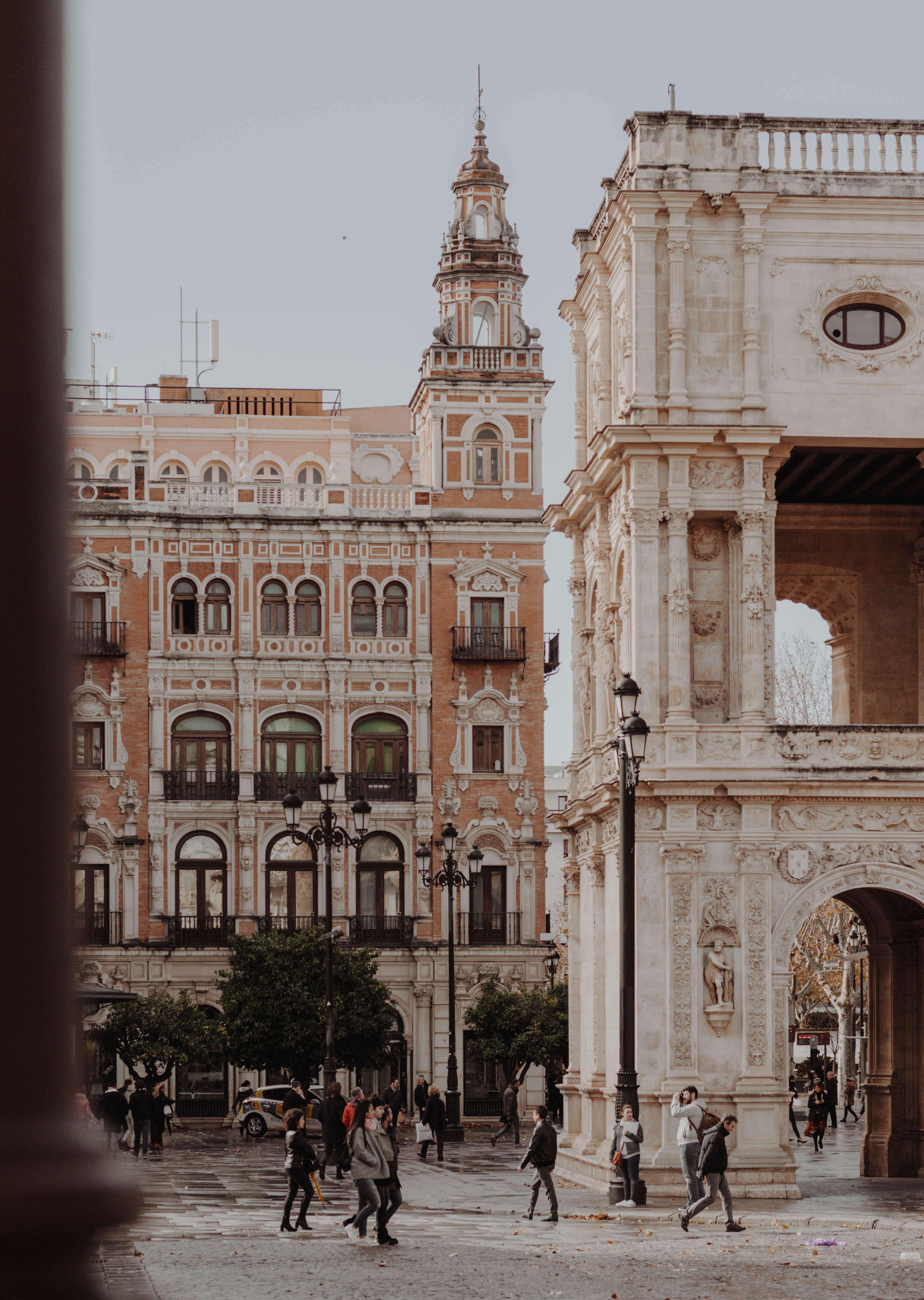 doen tijdens een stedentrip in Sevilla