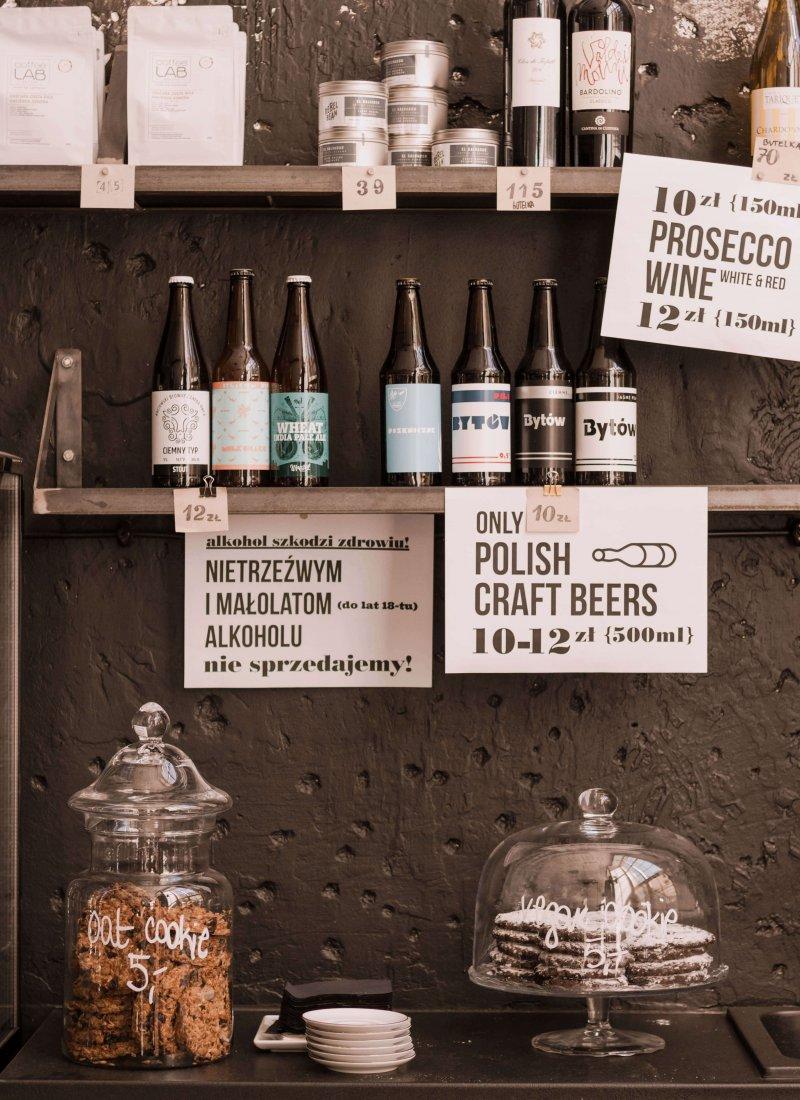 eten en drinken in gdańsk