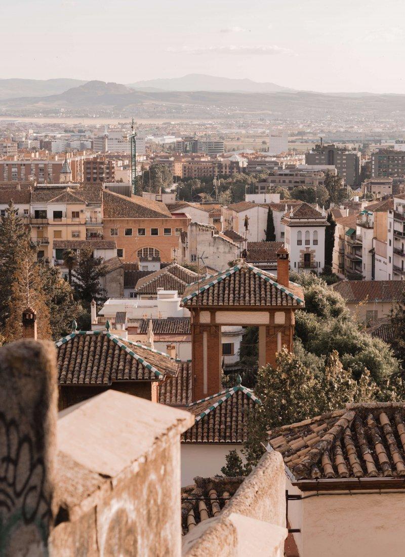 Mijn tips voor een stedentrip naar Granada in Spanje