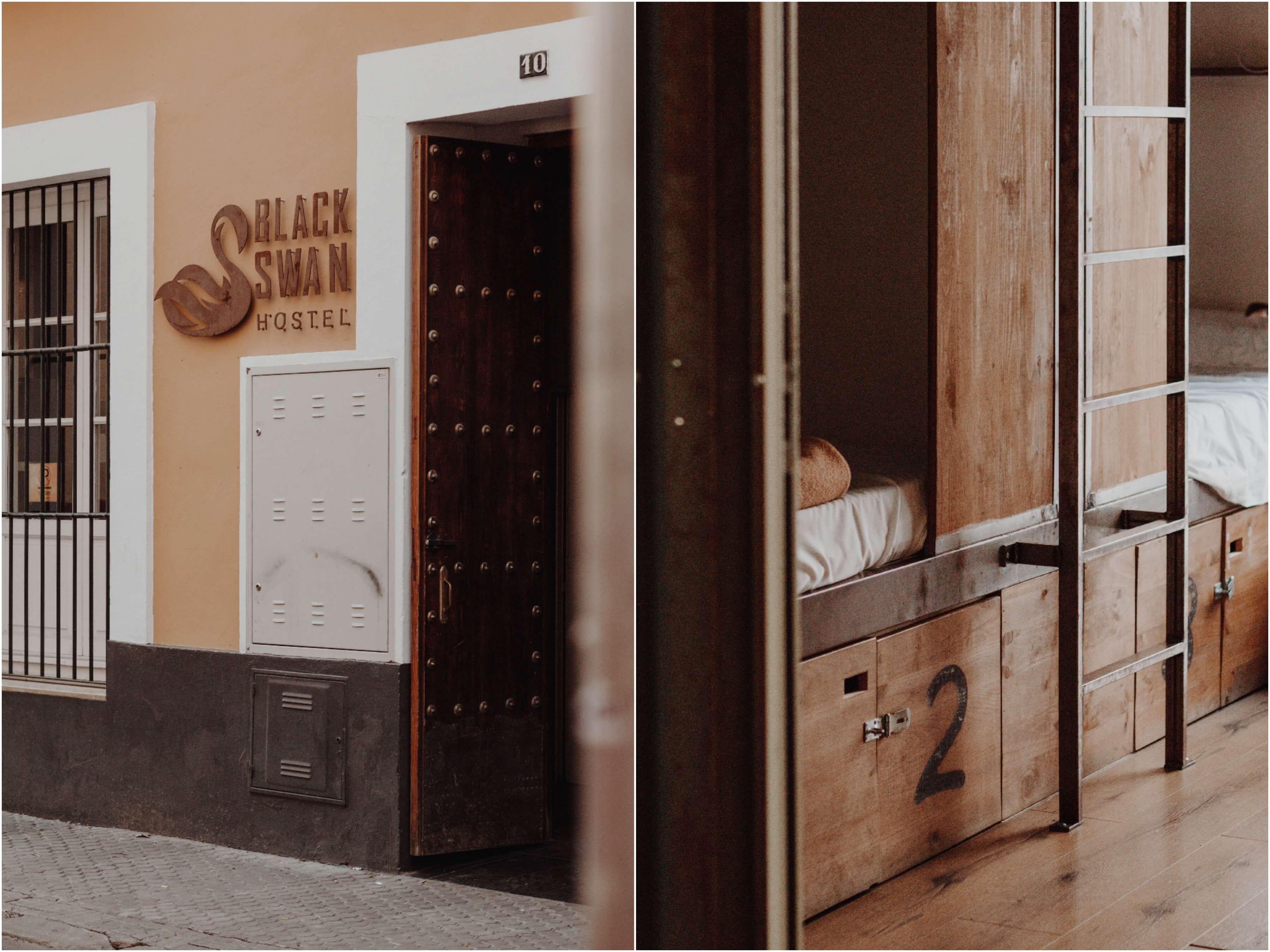 leukste hostel in Sevilla