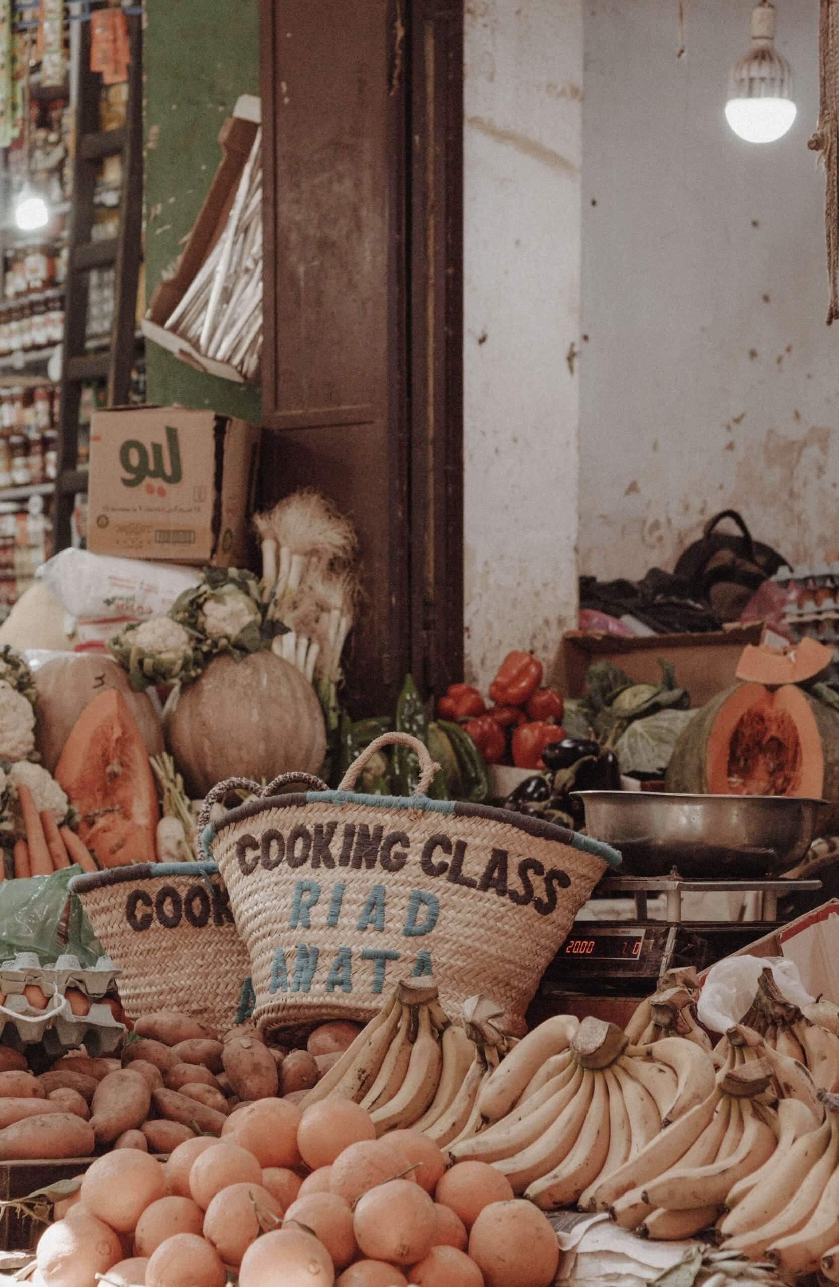 kookcursus in Fez