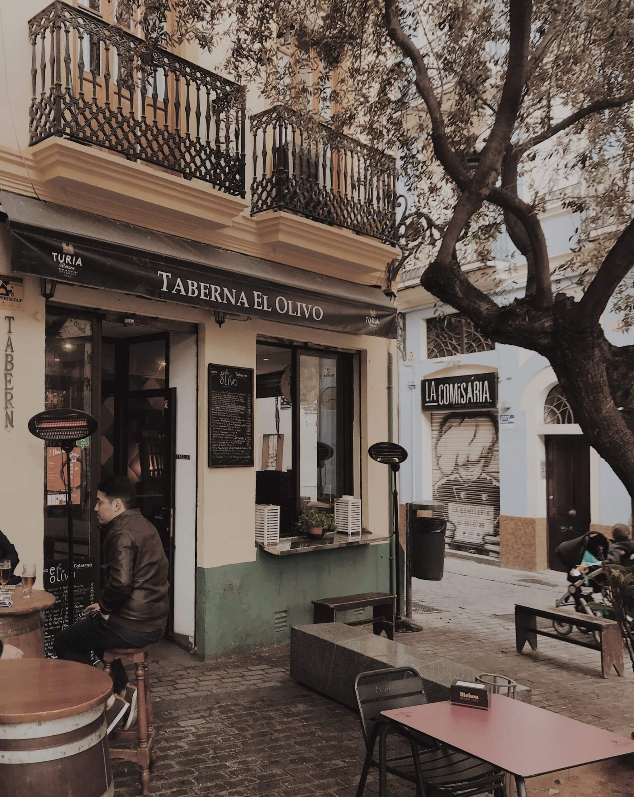tapas restaurants in Valencia