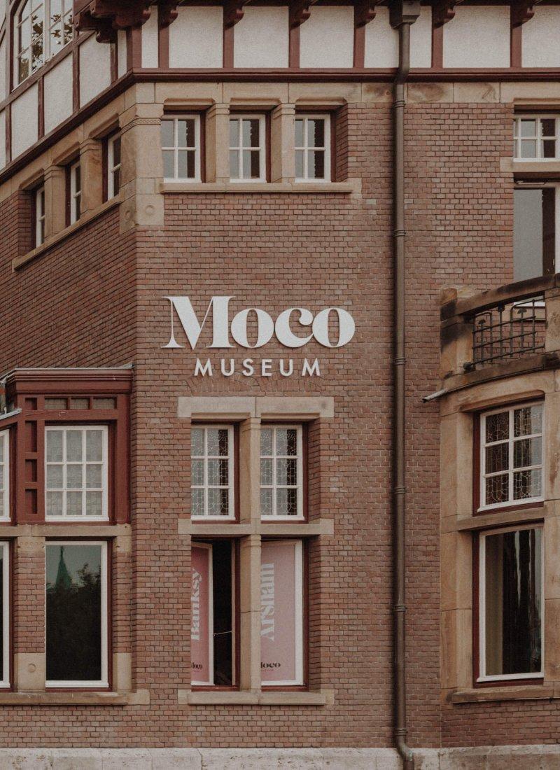 Ik bezocht het Moco Museum Amsterdam en dit is wat ik ervan vond