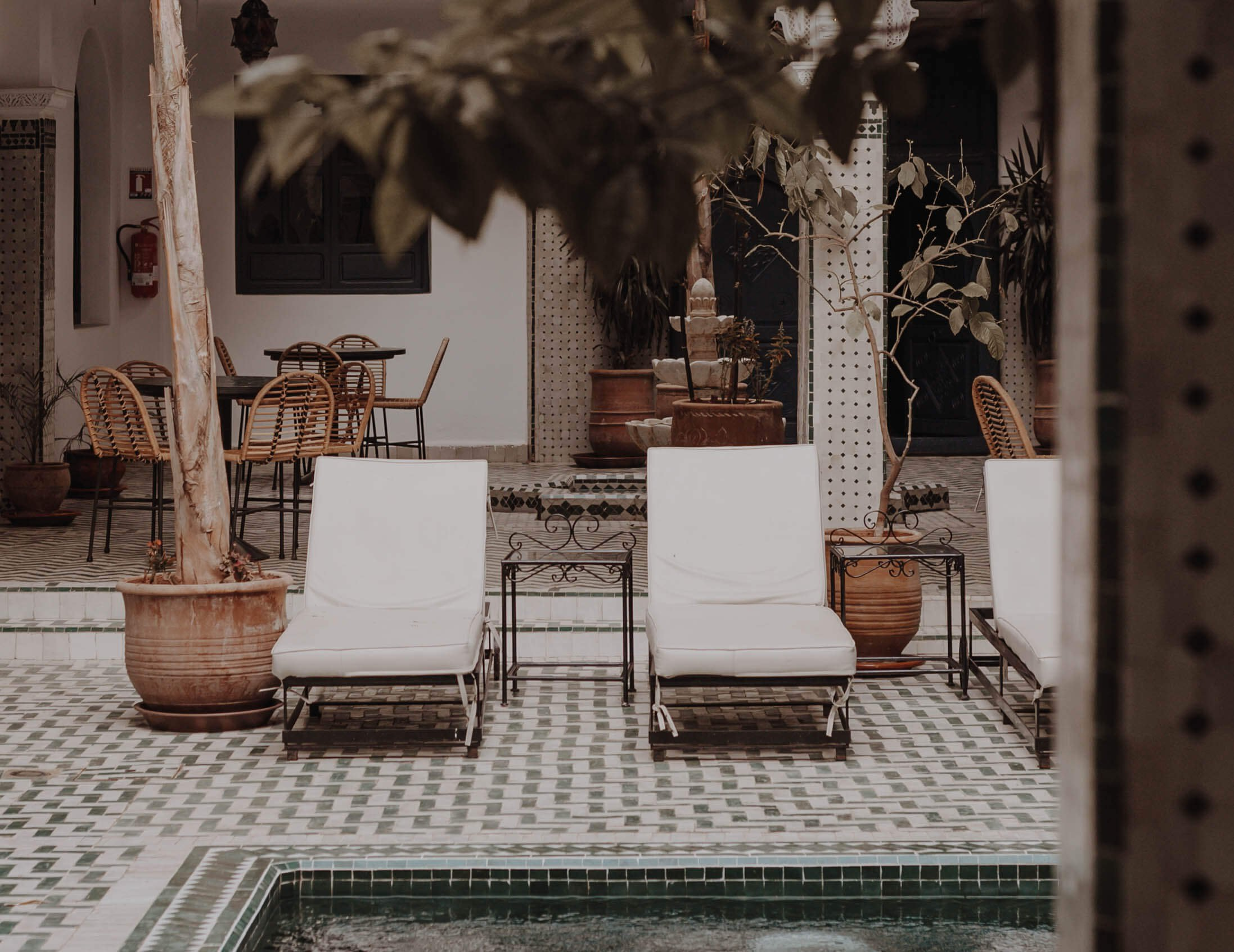 Rodamon Riad in Marrakech