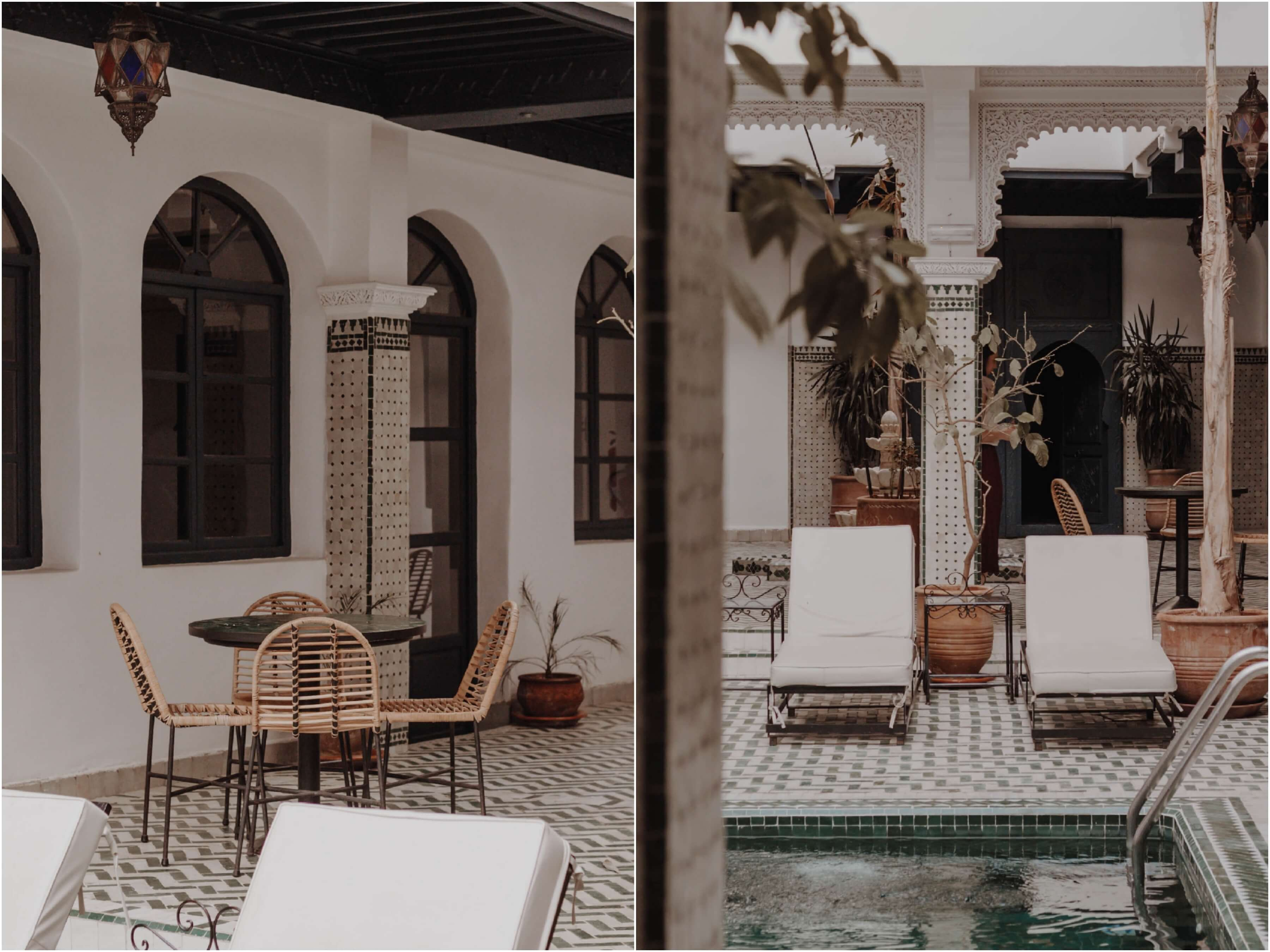 Rodamon Riad in Marrakech