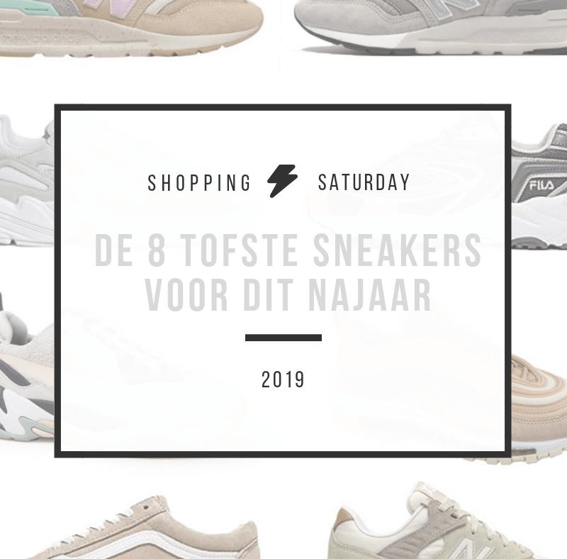Shopping Saturday – 8 toffe sneakers voor dit najaar