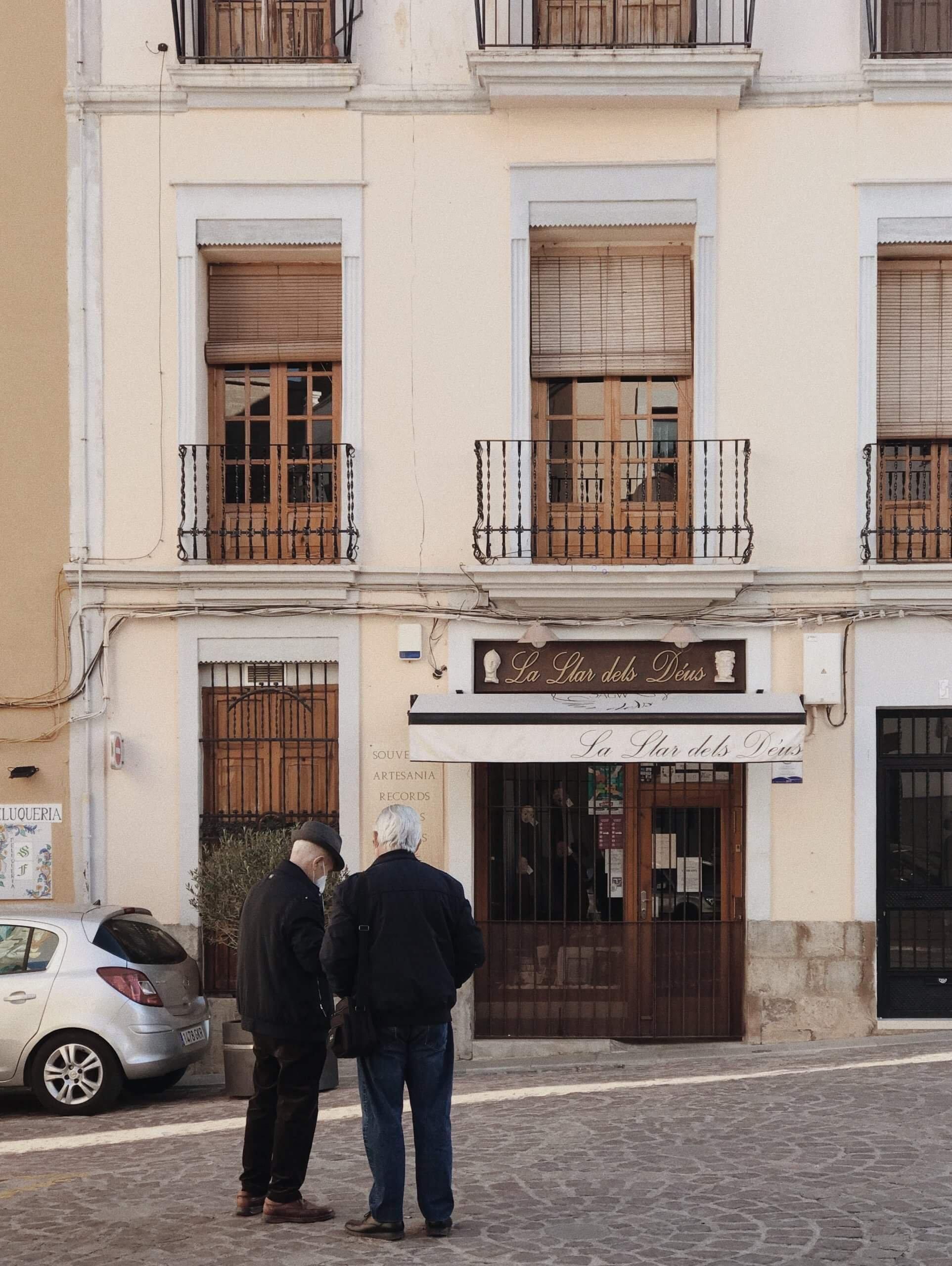 misvattingen over Spanje