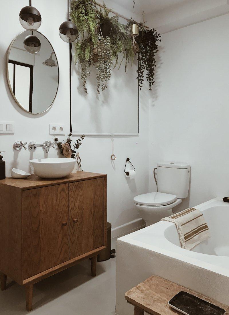 Appartement in Valencia – een binnenkijker in mijn badkamer