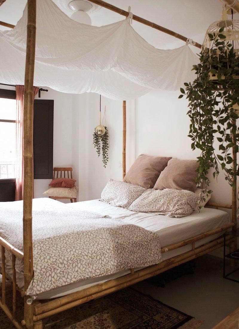 Appartement in Valencia – een binnenkijker in mijn slaapkamer